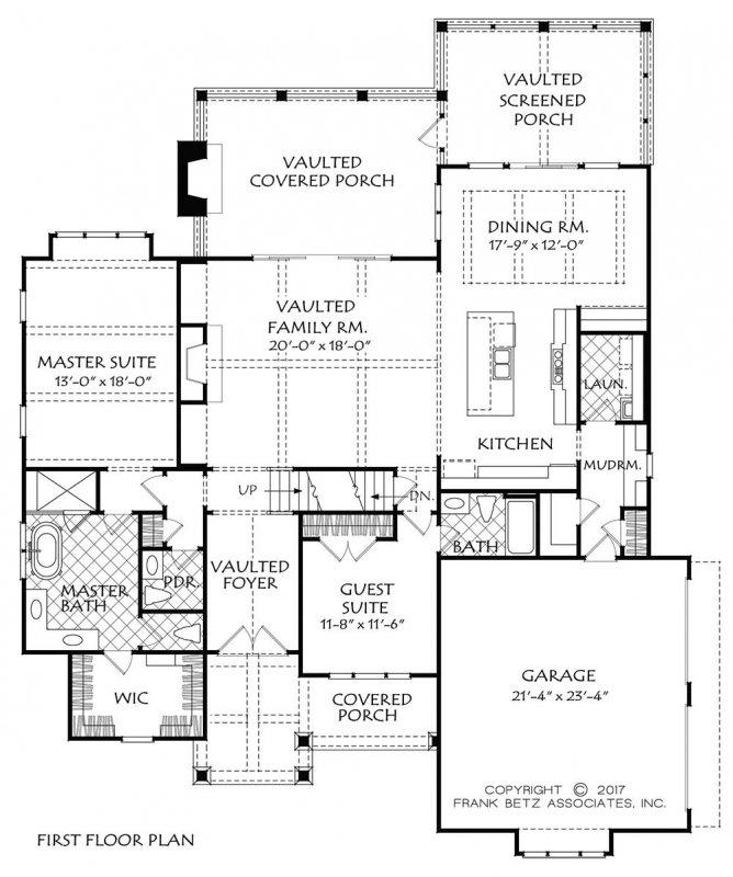Abingdon First Floor