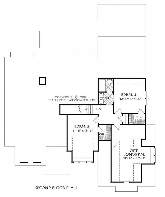 Abingdon Second Floor