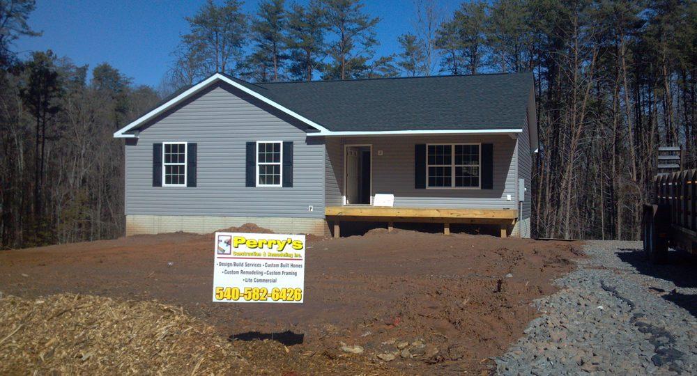 Granite Countertops in Spotsylvania Home