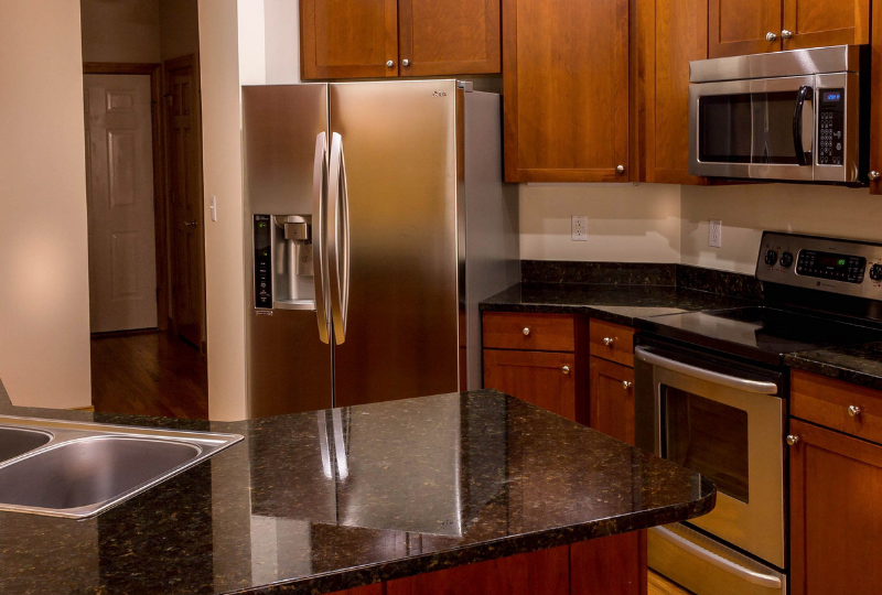 From Corian to Granite. The Best Bet for Your Kitchen and Your Budget.